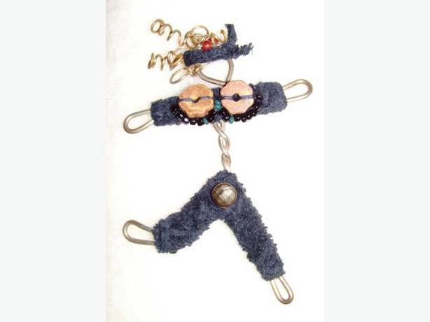 Male Doll Pin