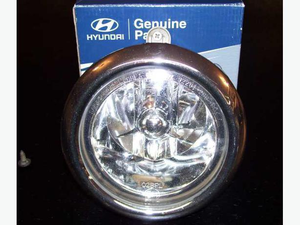 2004 Hyundai Sante Fe GL left fog light