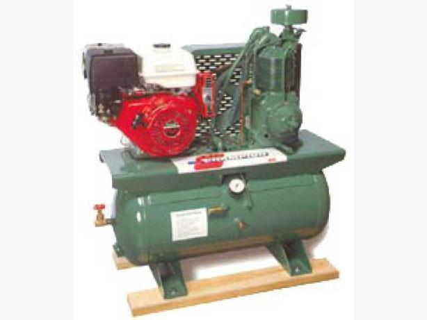 New Champion Truck Mount Air Compressor with 13Hp. Honda Engine