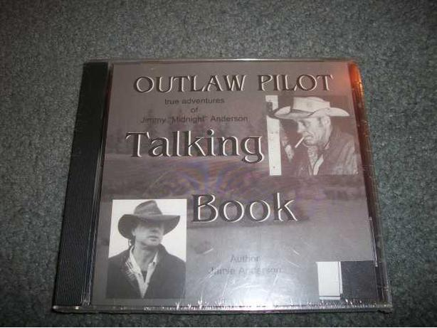 The Outlaw Pilot Talking Book (Audio CD)