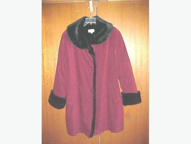 TANJAY WINTER COAT
