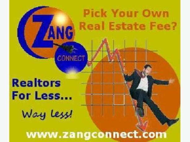 No Downpayment! Find Your Next Home With Zang Connect!