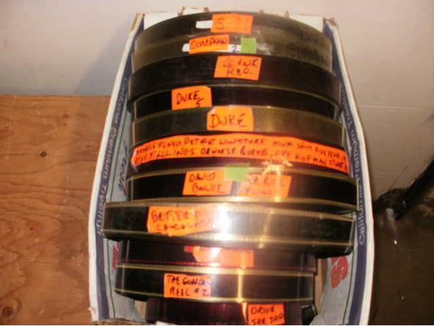 Rare 35MM Theater Full-Len Movies,David Bowie,Backyardigans,Romeo Must Die