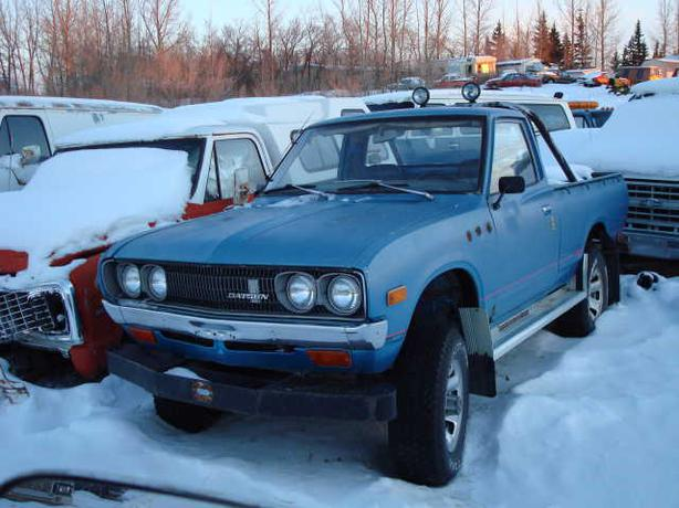 WANTED: 73-79 Datsun 4X4 620 body