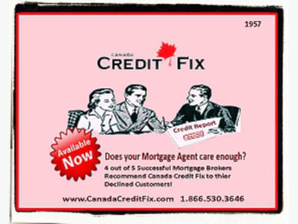 Get Your Credit Fixed With Saskatoon Credit Fix!