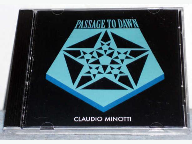 CD by Rising Musician, Claudio Minotti, Fund Raising CD