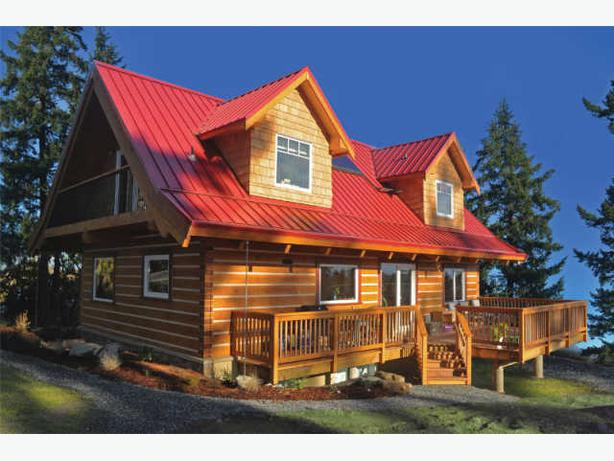 Affordable Log Homes Cabins Cottages Outside Nanaimo