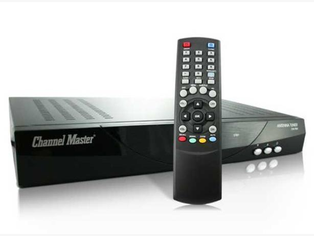Channel Master CM 7001 Digital to Analog Converter Box, Cable and Antenna Tuner