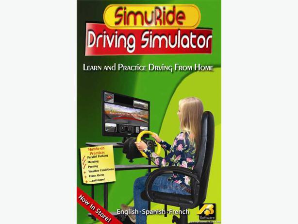 Driving Simulator 2012 SimuRide, Driver Education Suite for home computers