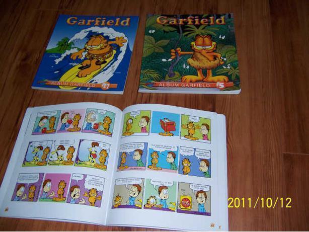 GARFIELD $10.00 each - français   -   CASSELMAN