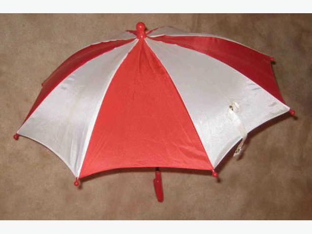 Like-New Collapsible Kid?s ?Canada-Day? Umbrella
