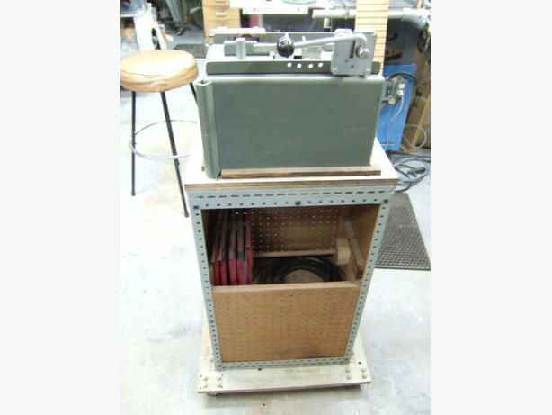 Band Saw Welder