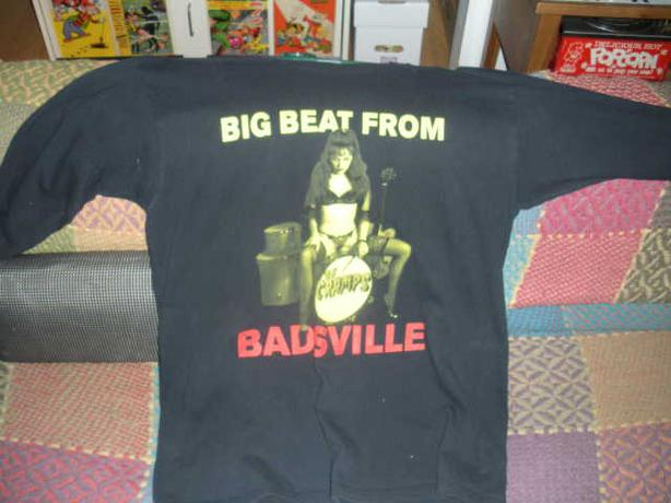 The Cramps Shirt