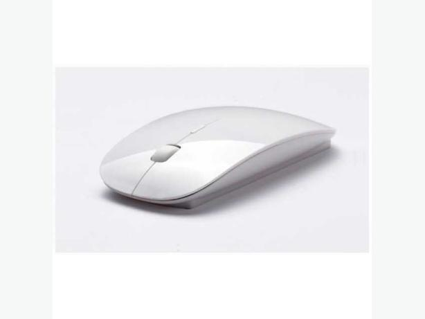 New 2.4Ghz Wireless Ultra Thin Optical Mouse for Desktop Laptop