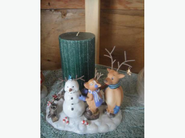 New (Retired) Partylite Holiday Items