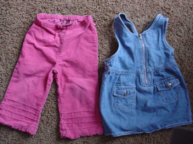 Pants & Jean Dress