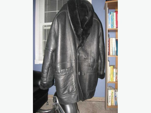 LEATHER JACKET-NEW