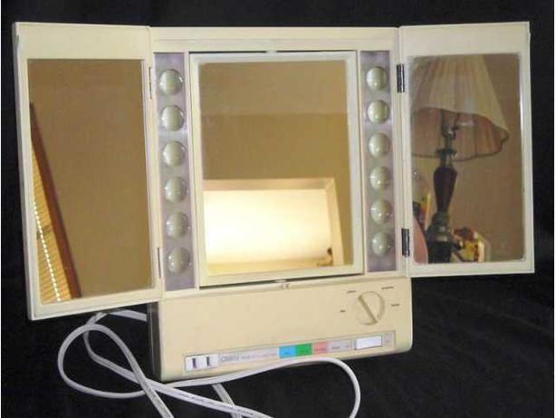 Brand New Clairol True To Light Viii Lm 8 Make Up Mirror