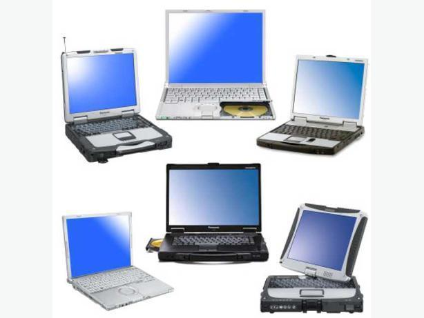 Need Genuine Parts for your Panasonic ToughBook Notebook Computer? Call me!