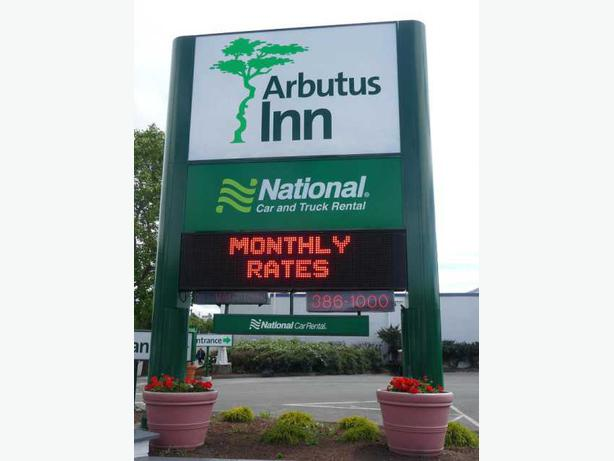 Monthly and Weekly Stays in Victoria at the Arbutus Inn