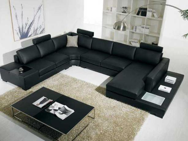 Modern Furniture Calgary Prepossessing Modern Furniture In2Condo In2House Reviews Leather Sectional Sofa . Design Ideas