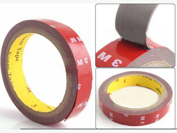 New 3M Auto Acrylic Foam Double Sided Tape (10ft)