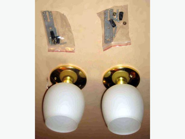 4 Interior Electric Lights