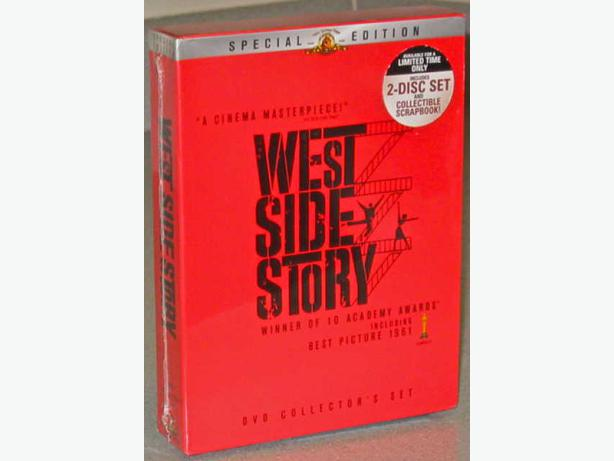 West Side Story Special Collector's Edition 2 Disc set new in sealed package