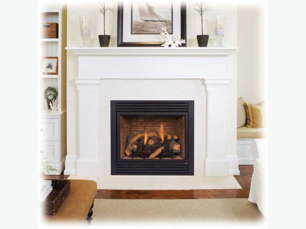 DIRECT VENT GAS FIREPLACE - FG (Halifax)