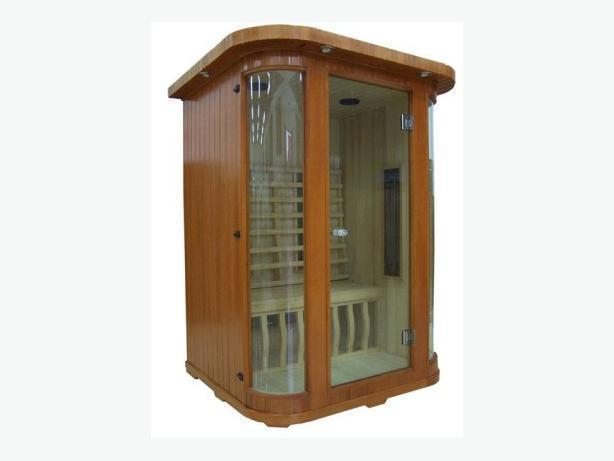 NEW 2 Person LUXURY Elite Infrared Sauna