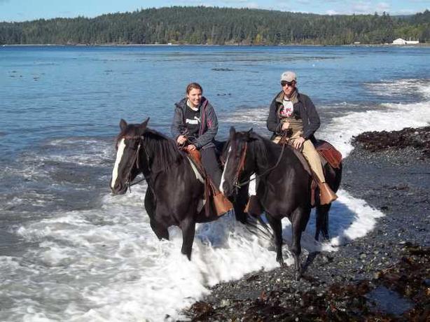 Horseback riding sooke bc