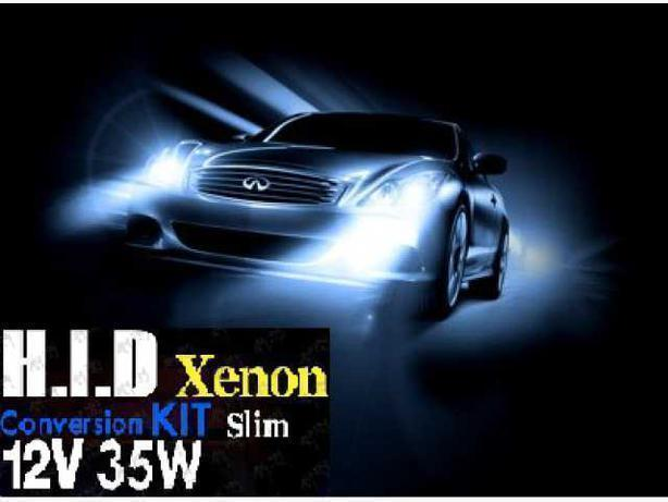 New in Box 9006 Xenon HID Super Slim Kit 6000K Color Temperature