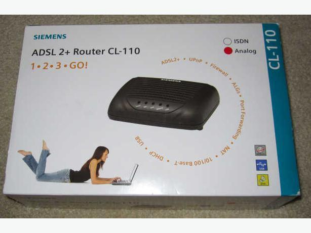 Brand New ADSL 2+ Modem/Router