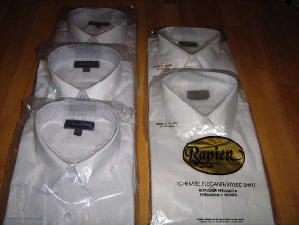 Brand New Men's Dress Shirts