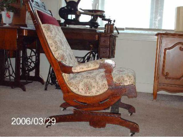Victorian Eastlake - 7 piece set: sell/ B.O./trade ?