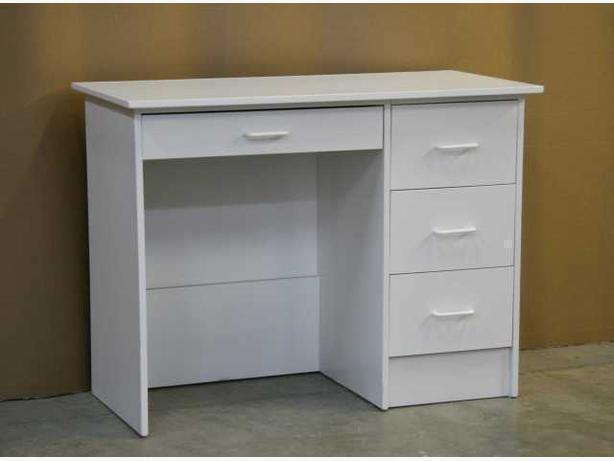 White Study Desk **Brand New**
