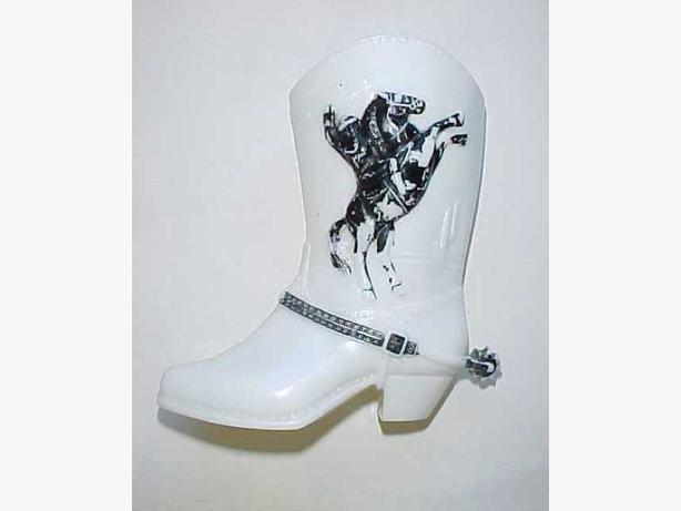 ROY ROGERS/DALE EVANS BOOT BANK