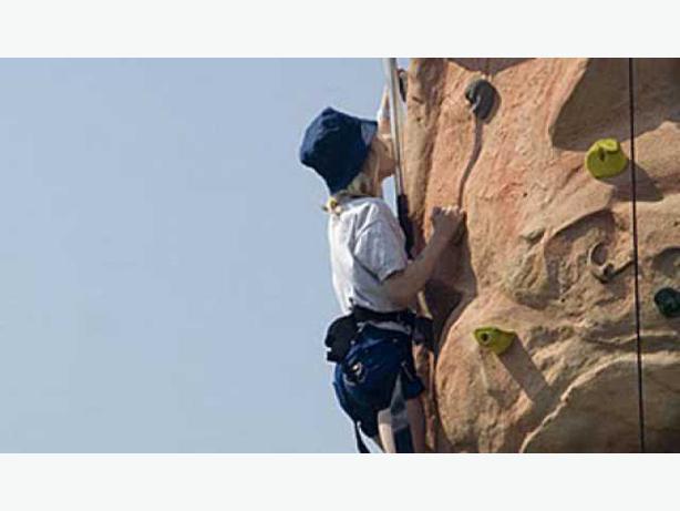 Portable Climbing Walls