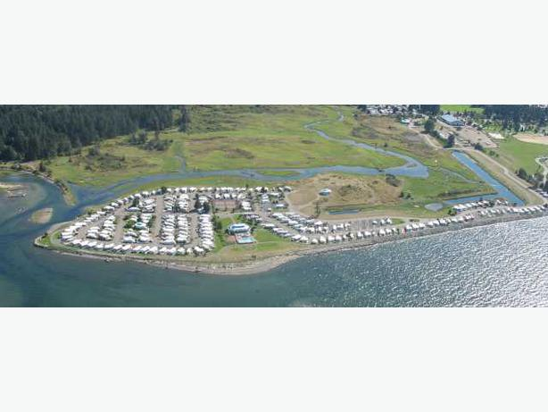 MEMBERSHIPS AVAILABLE FOR BEAUTIFUL OCEANFRONT RV RESORT IN PARKSVILLE