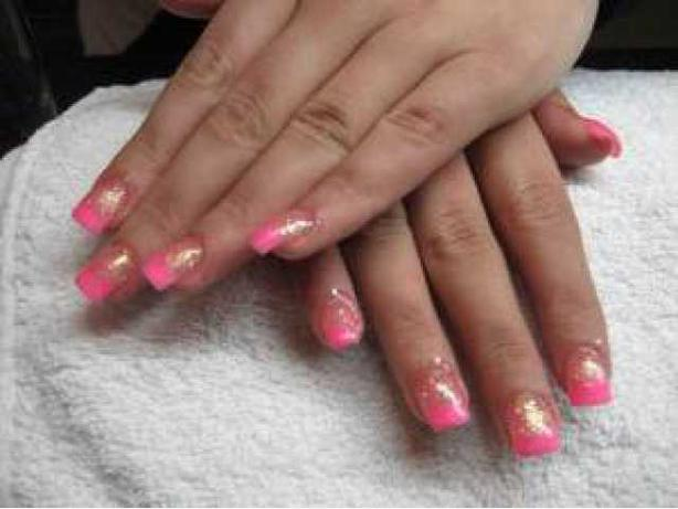Nails for Wedding group or Graduation or Social group