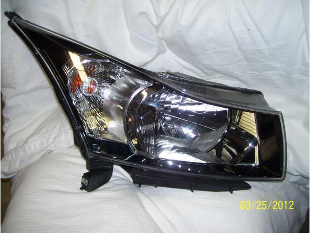 2011-2013 Chevrolet Cruze right head light