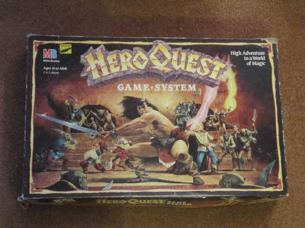 WANTED: Hero Quest Game System and/or Expansions for it