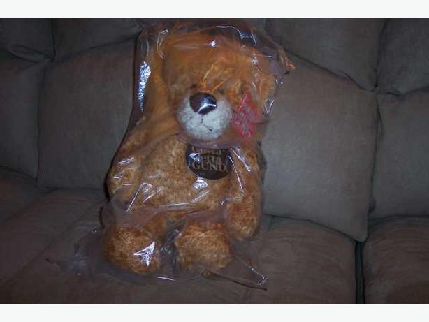 GUND stuffed Lion - New