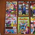 1960s COMICS Action Flash Superman etc.