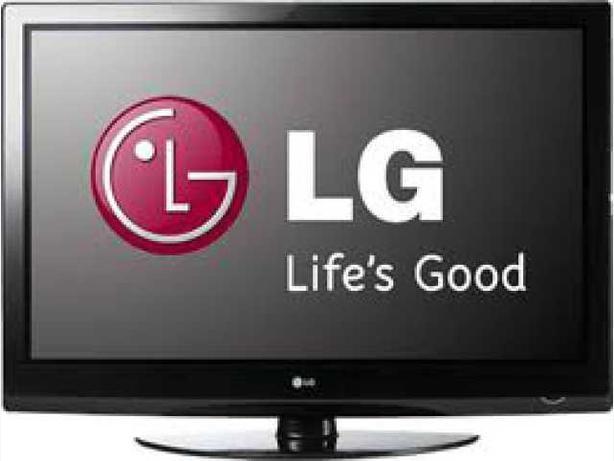 Reparation Television LG