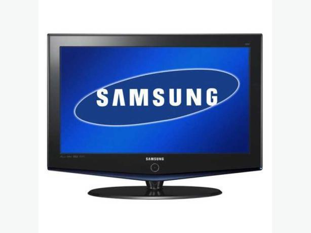 Reparation Television Samsung