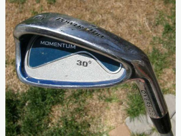 Power Bilt Momentum Right Hand #6 Iron Golf Club Oversized Head VGC