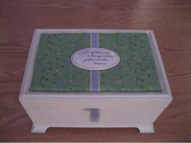 Jewellery Boxes ($5-$10)
