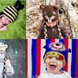 Crochet Animal Hats and Patterns for all ages