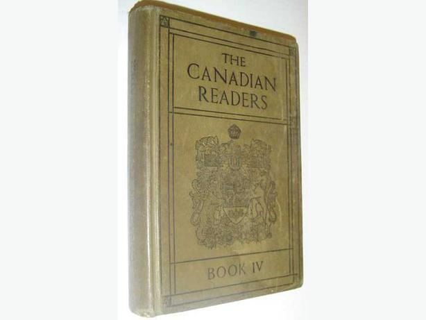 THE CANADIAN READER